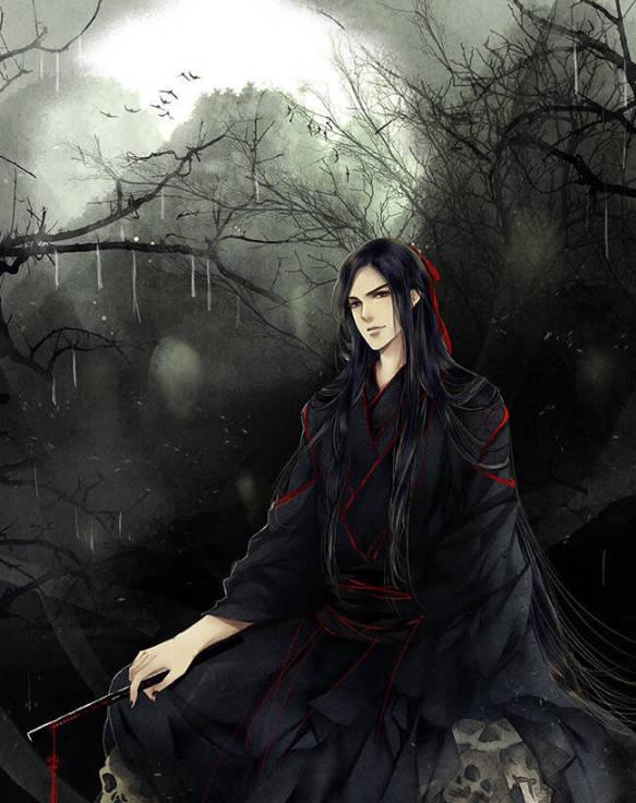 魏无羡:乱葬岗三个月成为夷陵老祖