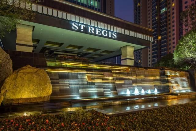 长沙瑞吉景观丨GVL怡境世界大师著名平面设计酒店排名图片