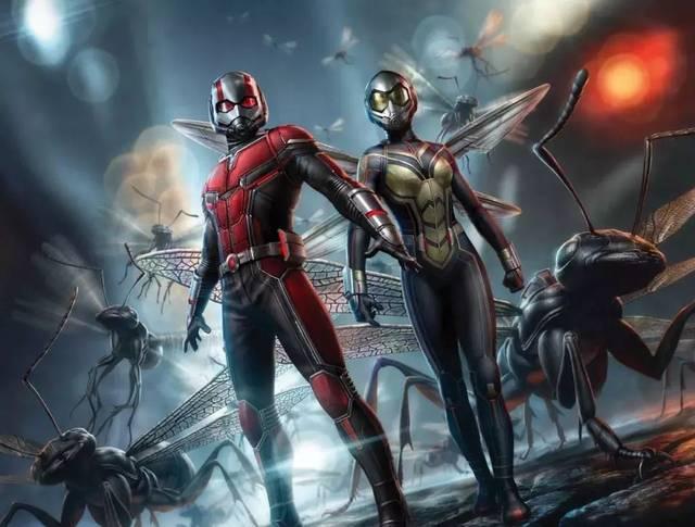 【耀· 蚁人2】还不来?漫威今年份的最后一部电影了!