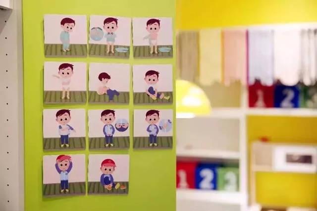 脫衣服步驟圖,提醒孩子穿,脫衣服的正確順序,幫助孩子養成自己穿脫圖片