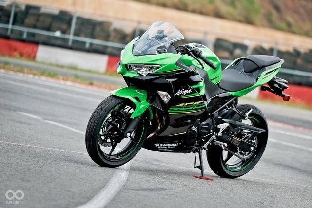 川崎ninja400九月国内发布,5万以下你会买吗?