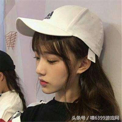 qq头像女生侧脸好看 独一无二的qq头像女生简单气质