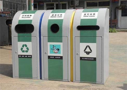 新加坡机场推出带安防的垃圾桶机器人,再也不敢随便扔