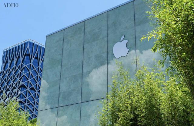 最新设计的apple store 在澳门登陆