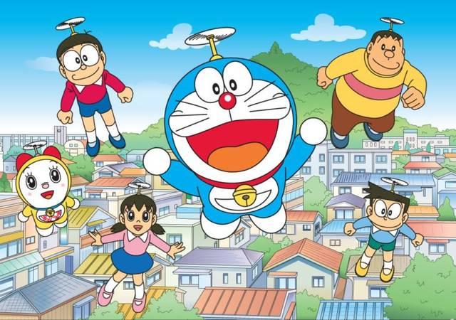 日本历史上的七个标志性动漫角色!猜猜悟空是第几名?