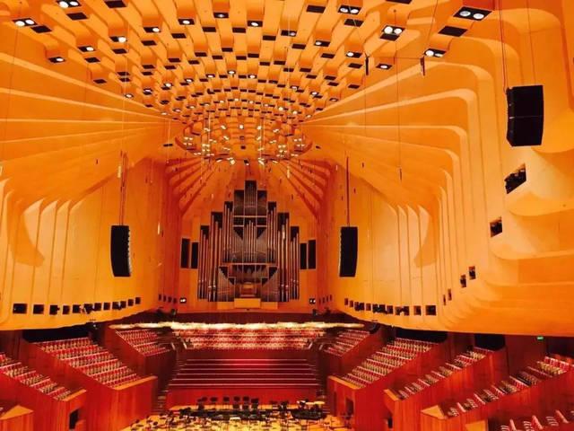 悉尼歌剧院内部图片
