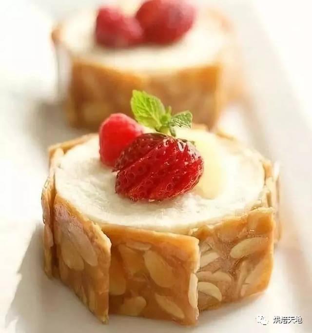 第441期   法式甜品图片