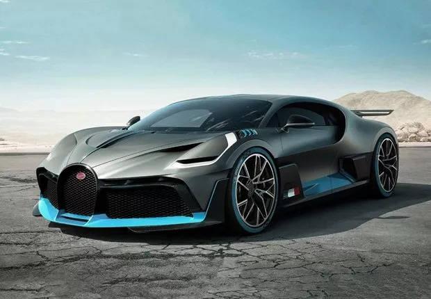 国内售价或8000万元,2.3秒破百的布加迪新车亮相