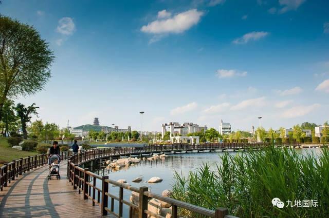 山东景观|河湖枣庄奚仲攻略城市景观滨水公园v景观带文化黔西南图片
