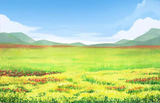 这次,飞飞老师开设线上教学课程: 丙烯风景画技法入门课,面向所有绘画图片