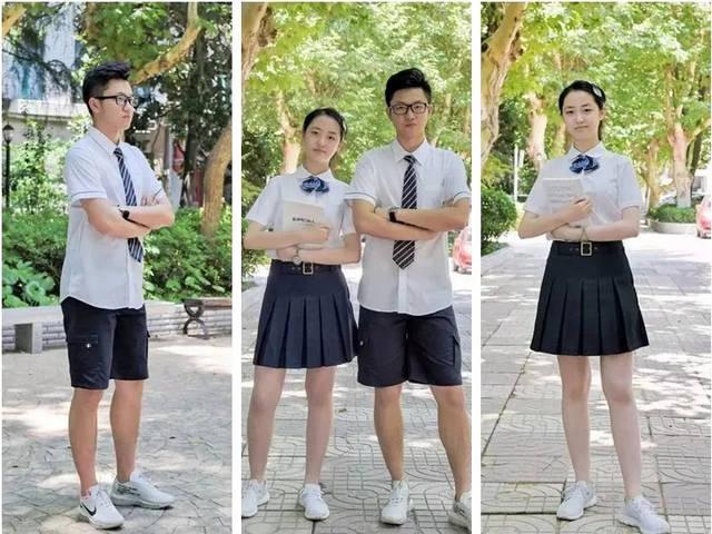 南京中学校服_南京市第十三中学2018级校服样图