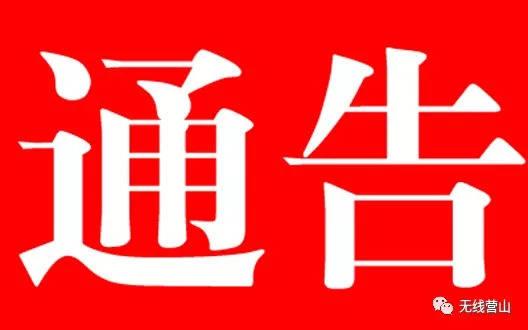 关于��a�z���y�NX���_营山县扫黑除恶专项斗争领导小组 关于扫黑除恶专项斗争的通告