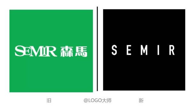 森马换logo了!图片