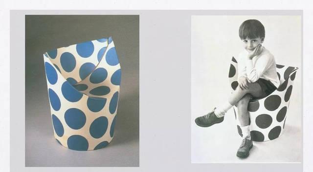 1964年英国设计师穆多什设计的儿童椅室外狗舍砖木结构设计图图片