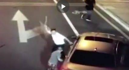 """最终,""""龙哥""""刘海龙经抢救无效身亡.非机动车车主受伤,没有生命危险."""