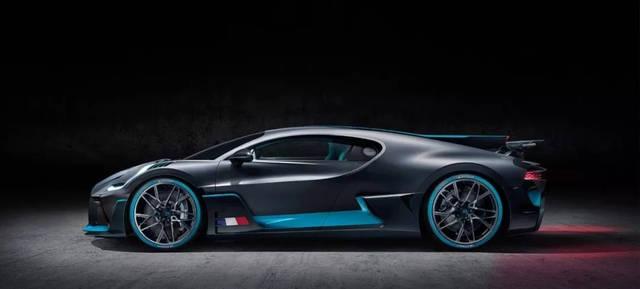全球最贵量产车发布4000万的布加迪Divo国内已有5位车主买单