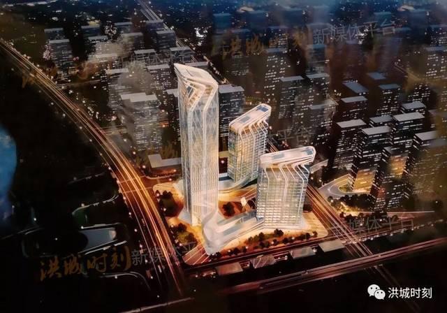 从vr基地建成,到明园商业中心,恒天时尚中心拔地而起,九龙湖新城每一