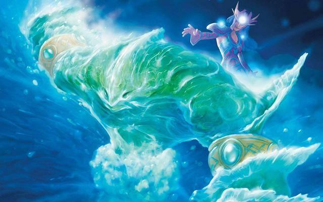 游戏召唤物大盘点:水元素最经典,提伯斯很危险!图片