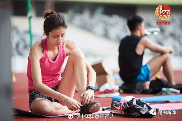 三级跳陈婷_莆田妹纸陈婷亚运会三级跳远创个人赛季最