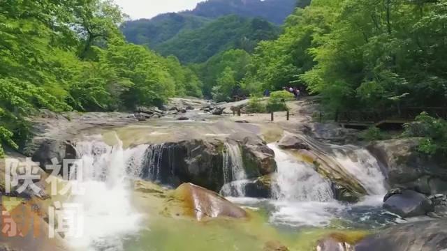 【保护秦岭 爱我家园】规范秦岭生态旅游 铺就绿色发展之路图片