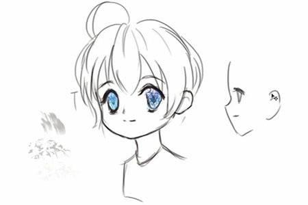 【全套】动漫人物眼睛绘画思路