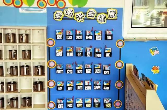 大,中,小班班牌设计 幼儿园环境创设中,班牌也非常重要,动员孩子们一