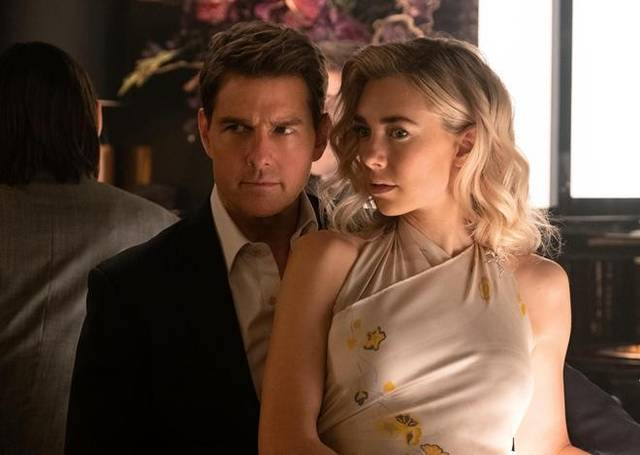 碟中谍1免费观看_对于爱看好莱坞电影的影迷来说,这是一个惬意的周末,因为有《碟中谍6