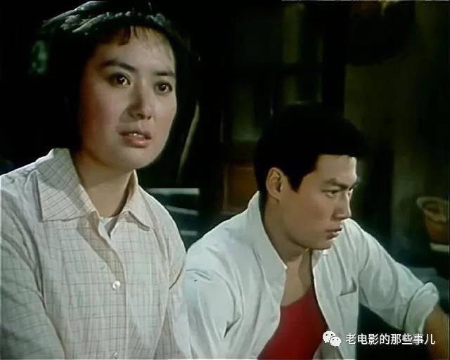 老电影明星演员照片_难忘老电影《喜盈门》八明星 王玉梅经典 温玉娟温婉