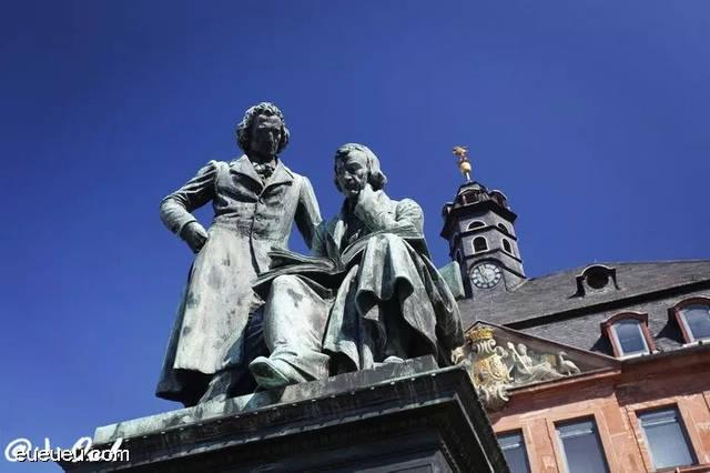 童话之路|跟着格林兄弟游德国