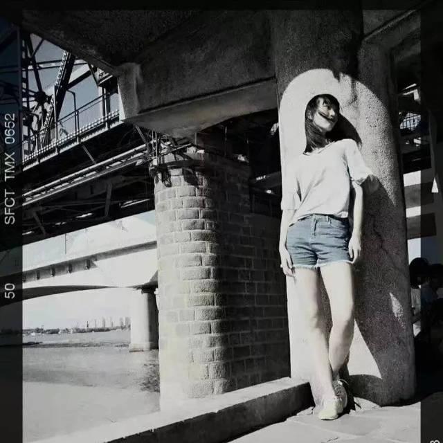 北京模特宺i�_北京职业模特学校学员—宋宛真i为梦想勇敢