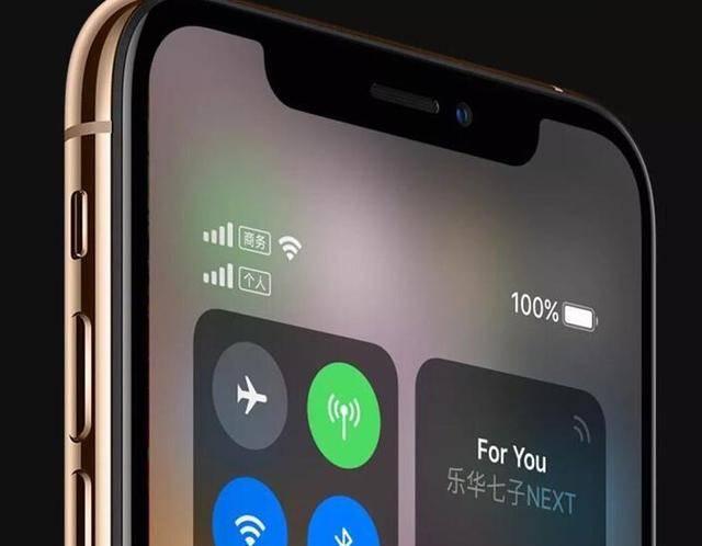 苹果官方展示iphone xs max的双卡信号图片