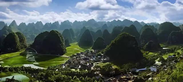 贵州省兴义市县万峰林街道纳灰村