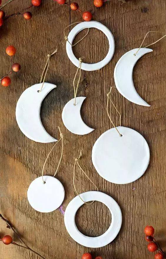 小小传承人:幼儿园中秋节创意手工玉兔,月亮,月饼,花灯全都有