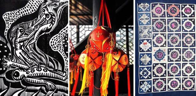 有着深厚的文化底蕴和悠久的历史传统 绣球文化,刘三姐文化, 铜鼓文化