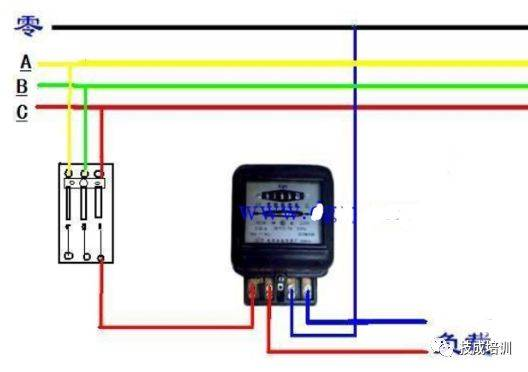 三相电变两相电的接线方法