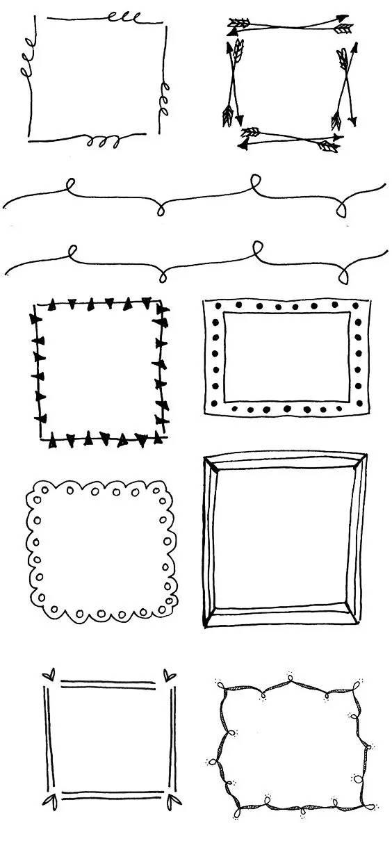 a3图纸尺寸边框