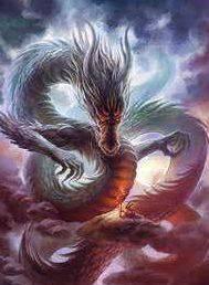 第二名:远古神龙