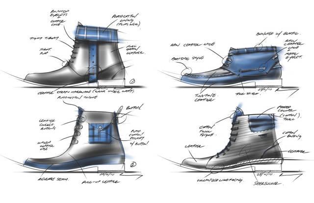 想做出一本高大上的工业设计作品集?你如何用word绘制环形图图片