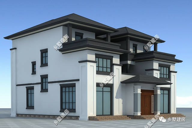 办公别墅自出租刮起中国风,套房+临街+建房农村,必须赚翻了!商铺景金润玺园图片