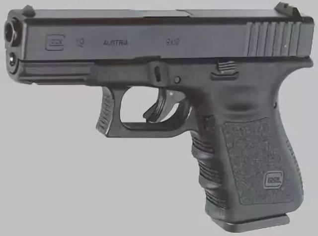 美国   纽约市警察局:格洛克19手枪