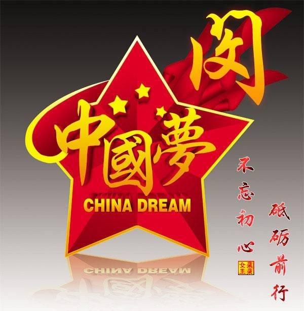 百家姓微信头像,中国梦主题,不忘初心,砥砺前行,点燃你的梦想