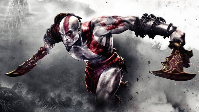 游戏里的奎爷是斯巴达的弑神勇士,真正的