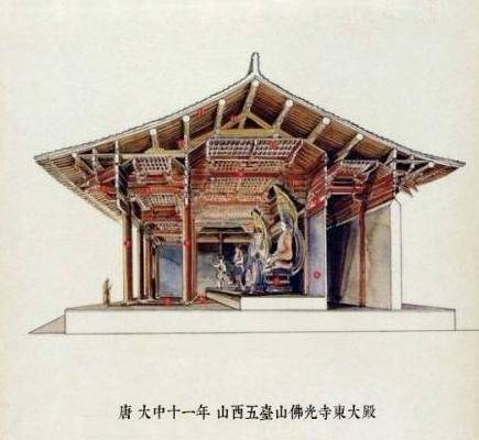 1.4g中国古建筑151套cad图纸设计图+施工效果图 明清古建筑剖切图