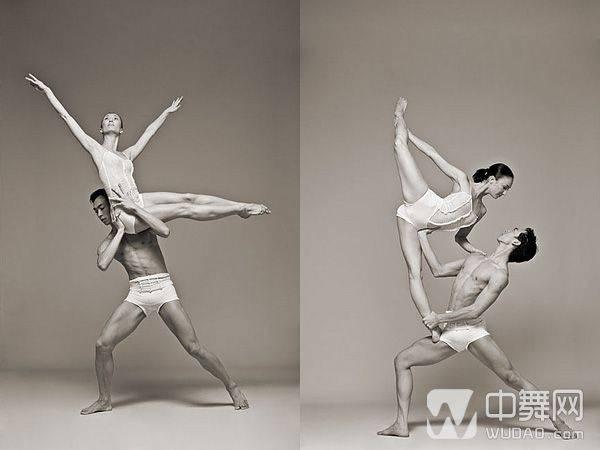 朝香美穗人体_透过舞蹈发现那些人体之美(组图)