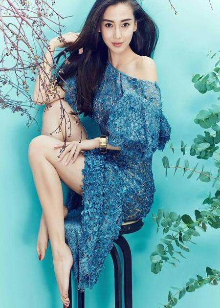 7位最美女明星,杨颖第二,杨丞琳垫底,最美的第7位