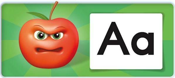 第一次教孩子字母音时,进度要放慢图片