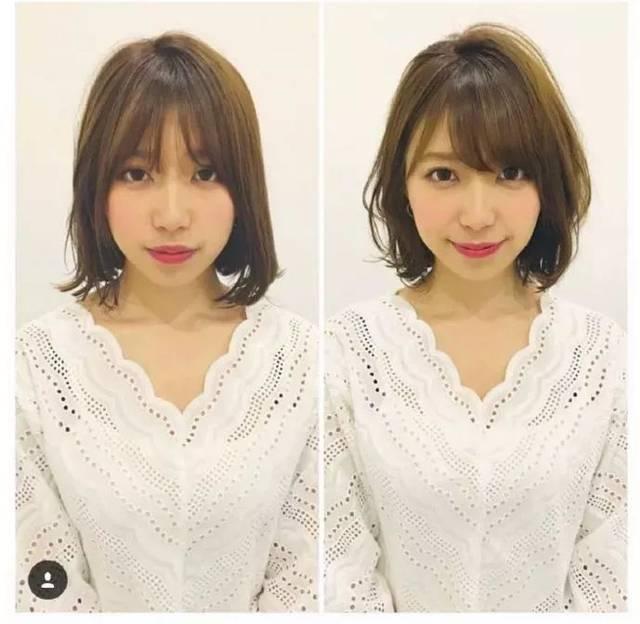 发型有蓬松感真的很不一样 而在夏天出汗出油多情况下 怎样保持头发图片