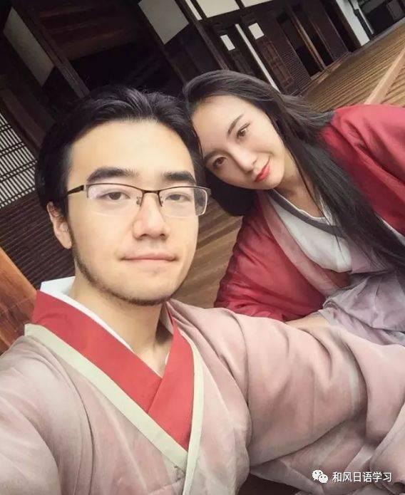 夫妻生活365视频_这对在日本生活的中国夫妻,一年365天只穿汉服!妻子美