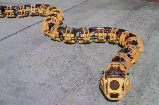 特斯拉蛇形机器人,扭来扭去的样子魔性又邪恶!