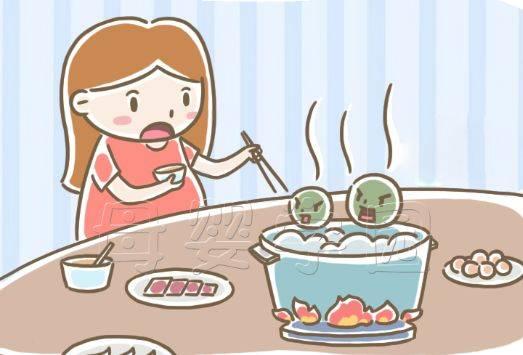 你知道孕妇吃火锅